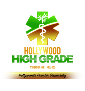 Hollywood High Grade Ashmoon Inc. PRE-ICO. Hollywood's Premier Dispensary